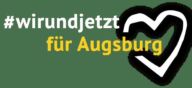 Wir und jetzt für Augsburg